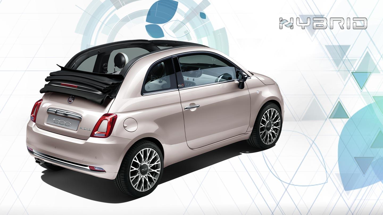 Fiat 500 Hybridi nyt Suomessa!