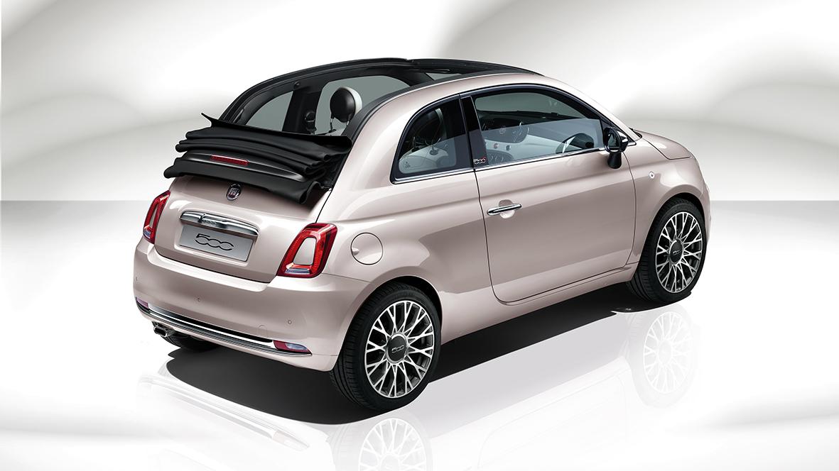 Fiat 500 & 500C – Rahoitustarjous